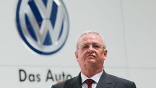 Abgas-Affäre kostet VW-Chef doch noch den Kopf