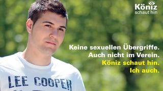 «Das Thema sexuelle Übergriffe muss präsent sein»