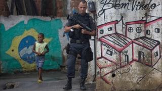 Drogenbanden kehren in die Favelas von Rio zurück