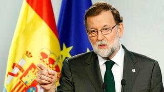 «Rajoy hat eigentlich das kleinere Übel gewählt», sagt Thomas Urban, Korrespondent der «Süddeutschen Zeitung»