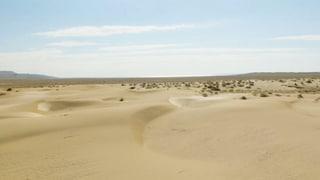 Dok-Film: «Aralkum – Die jüngste Wüste der Welt»