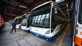 Streik: In Genf stehen Busse und Trams still