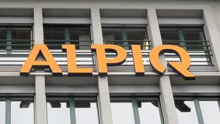 Alpiq schreibt wieder schwarze Zahlen
