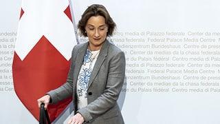 Staatssekretärin Pascale Baeriswyl tritt zurück