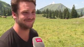 Bastian Baker sucht Begleitung für den roten Teppich