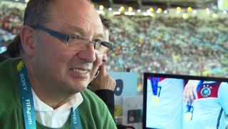 Beni Thurnheer: 120 Fussball-Minuten bis zur Rente