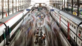 Die SBB streicht Zugsdurchsagen und provoziert damit Widerstand