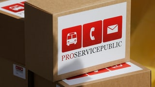 Chantuns alpins refusan l'iniziativa «Pro Service Public»