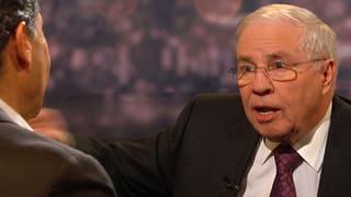 Blocher nach Niederlage: «Volkes Stimme ist nicht Gottes Stimme»