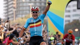 Nagina medaglia per Fabian Cancellara