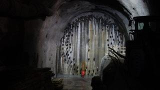 Tunnel da l'Alvra: Grip fa quitads als miniers (Artitgel cuntegn galaria da maletgs)