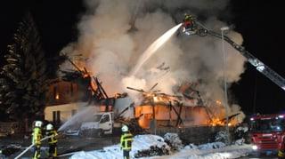Ermittlungen zum Brand zeigen Erfolg