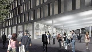 Campussaal der Fachhochschule erhält höhere Betriebsbeiträge