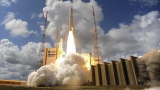 Private US-Raketen gefährden Ariane 6