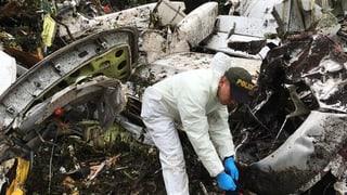 Pilot meldete vor Absturz Treibstoffmangel