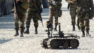 Amnesty fordert Verbot von Kampfrobotern