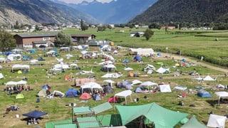 Kampf gegen die Abfallschande an Festivals