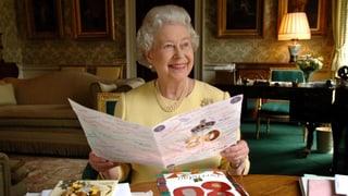 90 Jahre Queen Elizabeth: Ihr Leben in Bildern