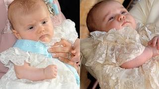 Grosse Momente für kleine Royals: Die schönsten Blaublüter-Taufen