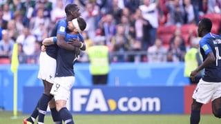Frankreich dank Videobeweis und Torlinientechnik zum Auftaktsieg
