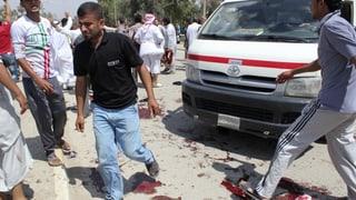 Irak: Bombenterror fordert zahlreiche Tote