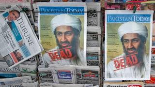 Weitere Dokumente von Osama Bin Laden freigegeben