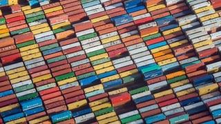 Schweiz exportiert mehr Güter denn je