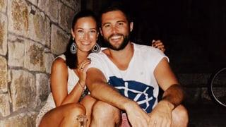 Samichlaus-Hochzeit für Sandro Cavegn
