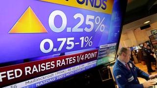 La Banca naziunala americana FED auza il tschains directiv