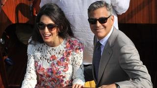 George Clooney und Amal Alamuddin haben geheiratet