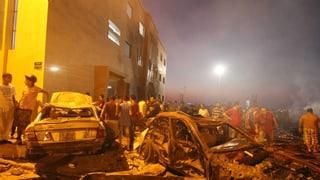 Endzeitstimmung in Libyen
