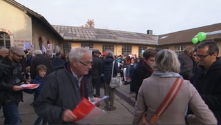 Gedenken an den Aufbruch für eine gerechtere Schweiz