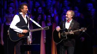 «Klingende Weihnachten» mit Bo Katzmann und Peter Reber