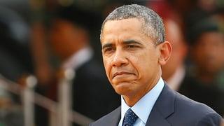 Ukraine-Krise: Obama kritisiert Russland scharf