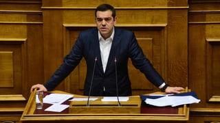 Schicksalsabstimmung – nicht nur für Tsipras