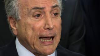 Brasiliens Männerriege verspricht Jobs
