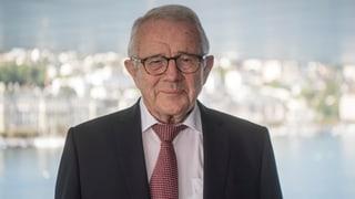 Arnold Koller wird 85