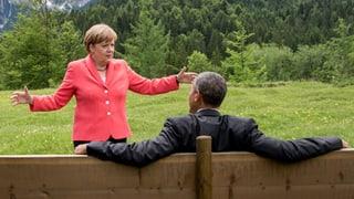 G7 drohen Moskau mit neuen Sanktionen