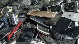 Rüstungsbetrieb Ruag verwertet Handys