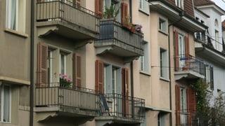 Verschiedene Rezepte gegen Berner Wohnungsnot
