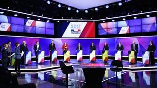 Wofür stehen die Präsidentschaftskandidaten?