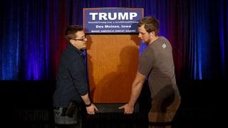 US-Präsidentschaftswahlen: «Die ersten Weichen sind gestellt»