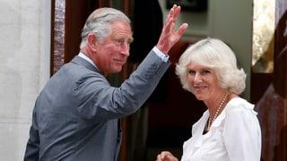 Prinz Charles und Camilla in Turbulenzen