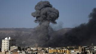 Saudis nehmen Luftangriffe im Jemen wieder auf