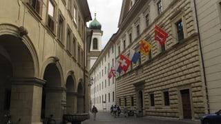 Im Luzerner Regierungsgebäude hängt der Haussegen schief