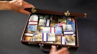 Steuersünder in der Region melden fast 190 Millionen Franken an