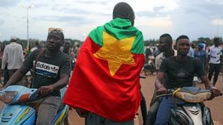 Militärputsch in Burkina Faso