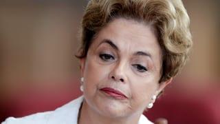 Rousseffs Amtsenthebung rückt näher