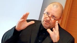 Anklageschrift gegen Dieter Behring steht