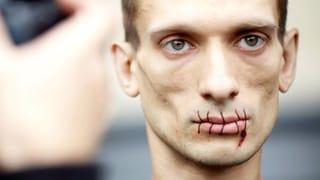 Niet! Wie russische Künstler gegen Putin protestieren